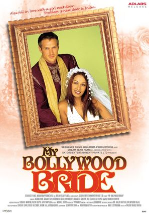 My Bollywood Bride - Indian Movie Poster (thumbnail)