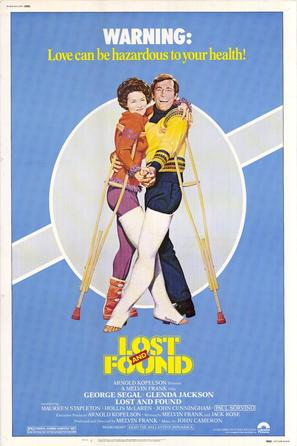 Lost and Found - Movie Poster (thumbnail)