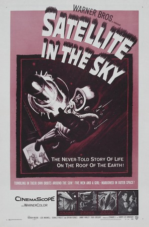Satellite in the Sky - Theatrical movie poster (thumbnail)