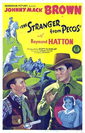 The Stranger from Pecos