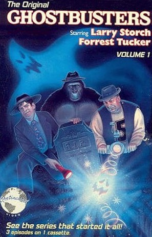 """""""Ghostbusters"""" - Movie Cover (thumbnail)"""