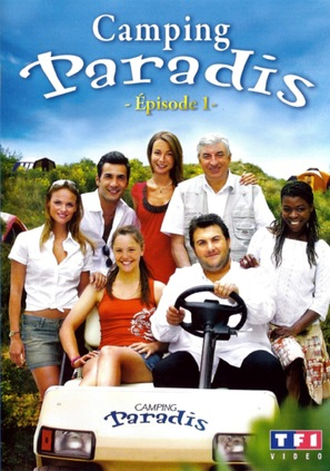 """Camping paradis"" - French Movie Cover (thumbnail)"