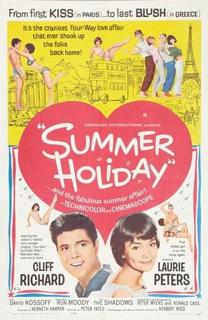 Summer Holiday - Movie Poster (thumbnail)