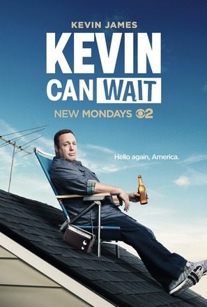 """Kevin Can Wait"" - Movie Poster (thumbnail)"