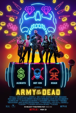 Army of the Dead - Movie Poster (thumbnail)