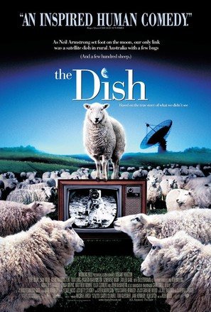 The Dish - Movie Poster (thumbnail)