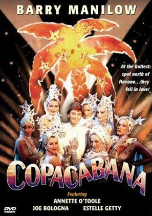Copacabana - DVD movie cover (thumbnail)