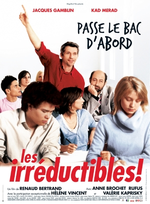 Irréductibles, Les - French poster (thumbnail)