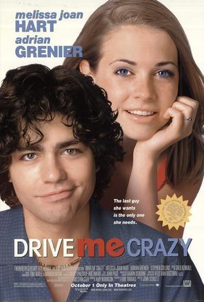 Drive Me Crazy - Movie Poster (thumbnail)