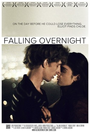 Falling Overnight - Movie Poster (thumbnail)