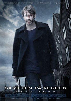 Varg Veum - Kalde Hjerter - Danish Movie Poster (thumbnail)