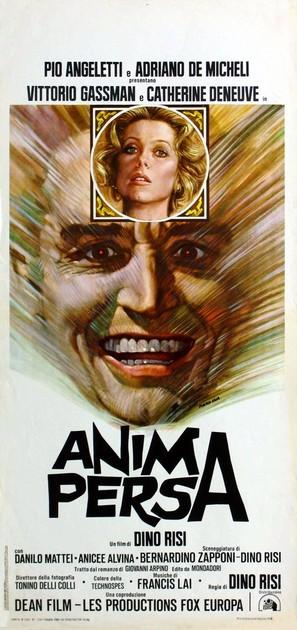 Anima persa - Italian Movie Poster (thumbnail)
