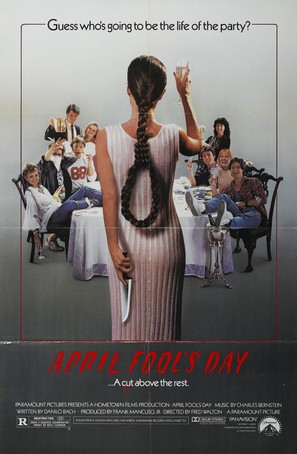 April Fool's Day - Movie Poster (thumbnail)