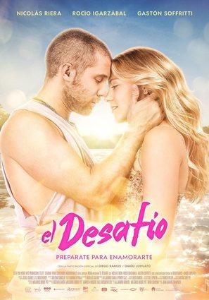 El desafío - Argentinian Movie Poster (thumbnail)