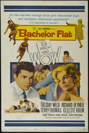 Bachelor Flat - Movie Poster (thumbnail)