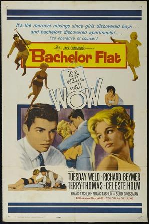 Bachelor Flat - Movie Poster (thumbnail)
