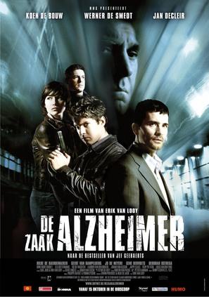 Zaak Alzheimer, De - Belgian Movie Poster (thumbnail)