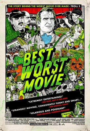 Best Worst Movie - Movie Poster (thumbnail)