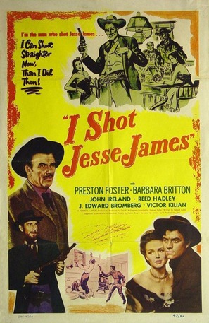 I Shot Jesse James - Movie Poster (thumbnail)