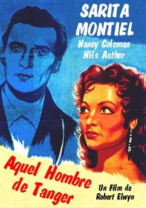 Aquel hombre de Tánger - Spanish Movie Cover (thumbnail)