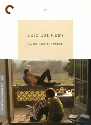 Collectionneuse, La - DVD cover (thumbnail)