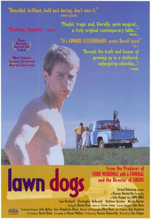 Lawn Dogs - Movie Poster (thumbnail)