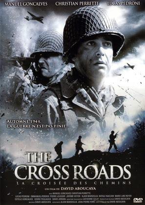 La croisée des chemins - French Movie Cover (thumbnail)