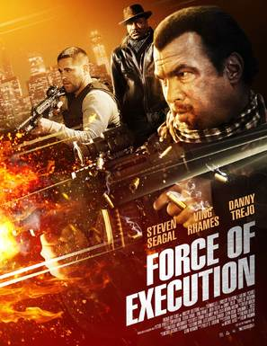 Force of Execution - Movie Poster (thumbnail)