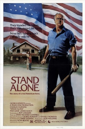 Stand Alone - Movie Poster (thumbnail)