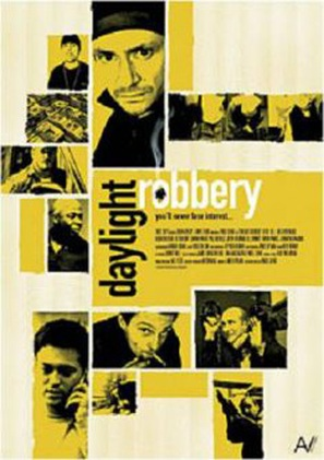 Daylight Robbery - Movie Poster (thumbnail)