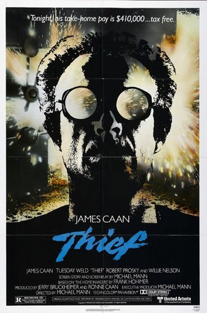 Thief - Movie Poster (thumbnail)
