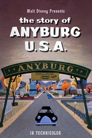 The Story of Anyburg U.S.A.