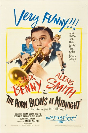 The Horn Blows at Midnight - Movie Poster (thumbnail)