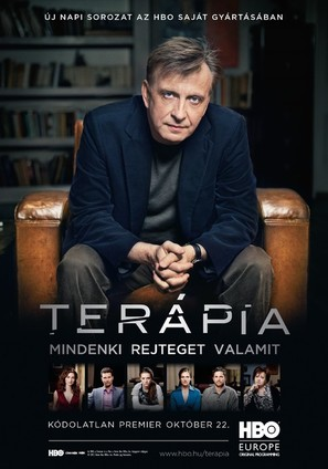 """Terápia"" - Hungarian Movie Poster (thumbnail)"