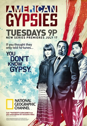"""American Gypsies"" - Movie Poster (thumbnail)"