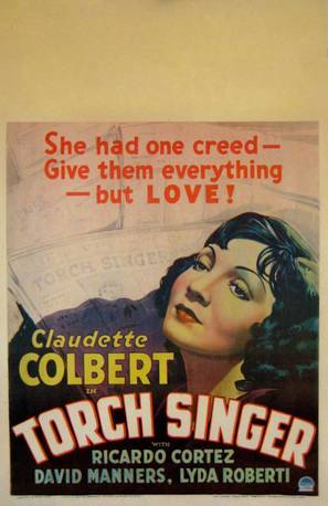 Torch Singer - Movie Poster (thumbnail)