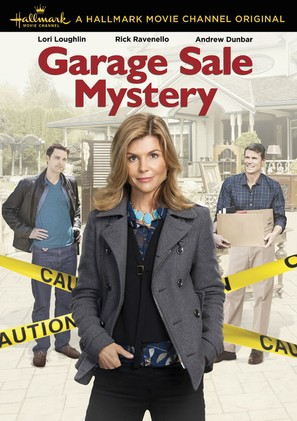 Garage Sale Mystery - DVD movie cover (thumbnail)