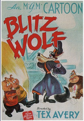 Blitz Wolf - Movie Poster (thumbnail)
