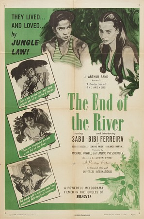 The End of the River - Movie Poster (thumbnail)