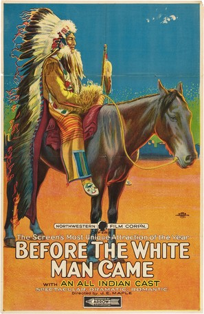 Before the White Man Came - Movie Poster (thumbnail)