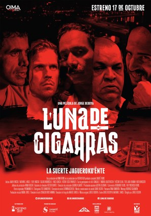 Luna de cigarras - Uruguayan Movie Poster (thumbnail)