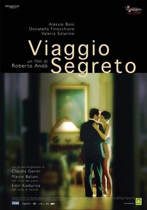 Viaggio segreto - Italian Movie Poster (thumbnail)