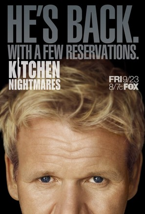 """Kitchen Nightmares"" - Movie Poster (thumbnail)"