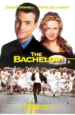 The Bachelor - Movie Poster (thumbnail)