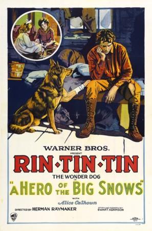 A Hero of the Big Snows - Movie Poster (thumbnail)