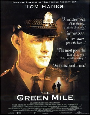 The Green Mile - Movie Poster (thumbnail)