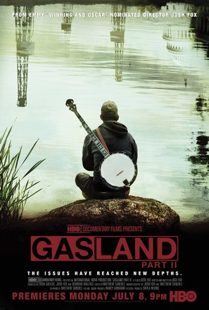 Gasland Part II - Movie Poster (thumbnail)