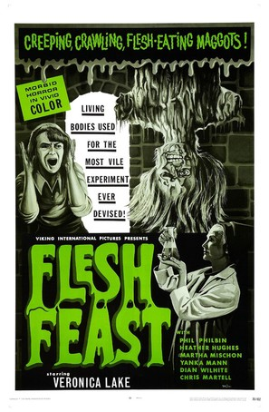 Flesh Feast - Movie Poster (thumbnail)