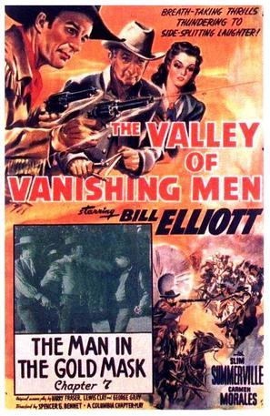 The Valley of Vanishing Men - Movie Poster (thumbnail)