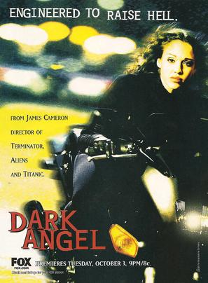 """Dark Angel"" - Movie Poster (thumbnail)"